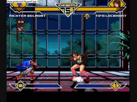 Mugen: Richter Belmont VS Tifa Lockheart from YouTube · Duration:  4 minutes 7 seconds