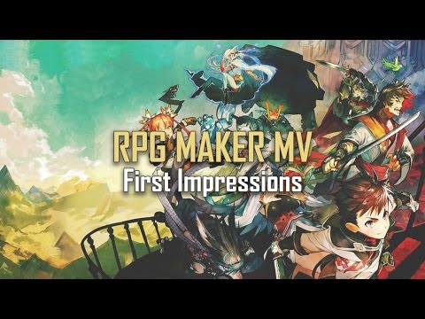 RPG Maker MV: First Impressions and Review