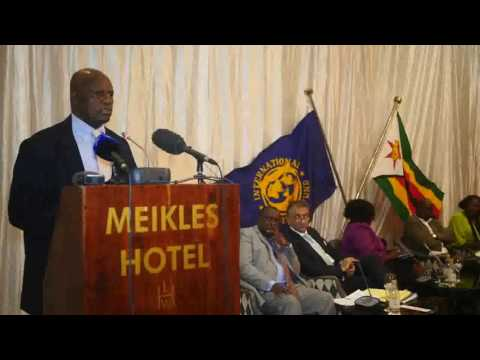 IMF Breakfast: Zimbabwe Vision & Policy Options