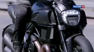 'Мотосезон': Ducati Diavel // АвтоВести 207