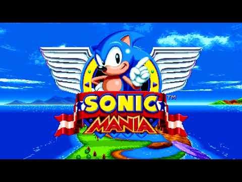 Metallic Madness Zone Act 1 (CD Version) - Sonic Mania