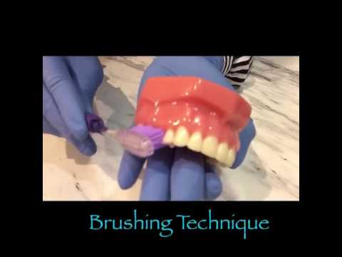 Pacific Dental Care Brushing Technique