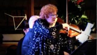 """Grieg Cello sonata """"3rd Mvt"""" - Rivka Golani, Michael Hampton."""