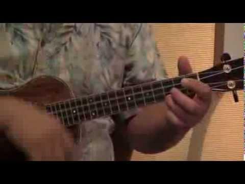 Brown Eyed Girl Part 2 Ukulele Chords Lesson 49 Youtube