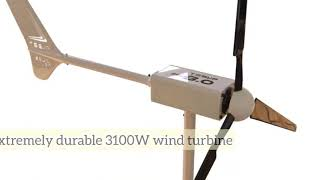 Wind Turbine Zeus 3.0 . New blind form .
