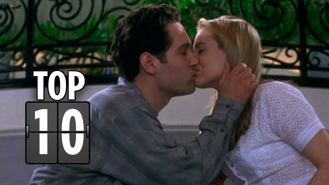 Top Ten Places To Kiss - Romantic Movie List Hd - Youtube