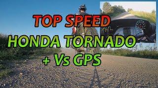 Honda Xr 250 Top Speed