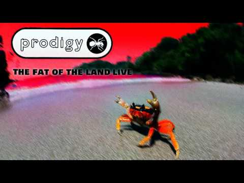 The Prodigy - The Fat Of The Land Live