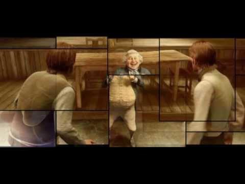 A Christmas Carol, Un canto di Natale di Jim Carrey/Charles Dickens Falotico