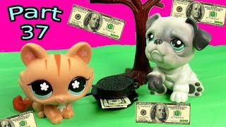 Lps Money $$$ - Mommies Part 37 Littlest Pet Shop Series Movie Lps Mom Babies Bulldog