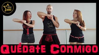 Quédate Conmigo | CHYNO MIRANDA Ft. WISIN & GENTE DE ZONA | zumba | Andrea Stella Choreo Dance