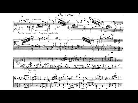 Gottlieb Muffat - Componimenti Musicali No. 1 in C (MC A13)