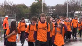 Seaford Students Deliver Safety Message