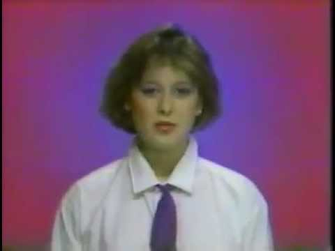 1985 Alanon Commercial with Lauri Hendler