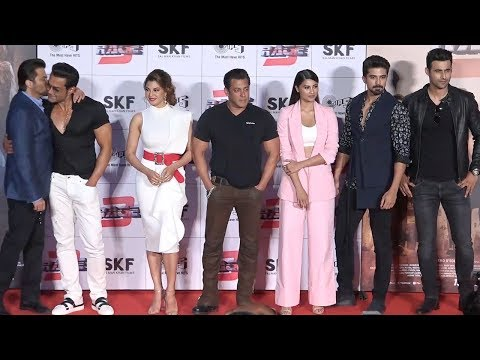 Race 3 Official Trailer Launch | Star Cast's GRAND Intro