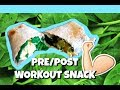 EASY PRE/POST WORKOUT MEAL| 4 ingredients- 30g Protein