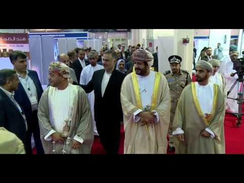 OMAN HEALTH EXHIBITION & CONFERENCE OPENING VIDEO