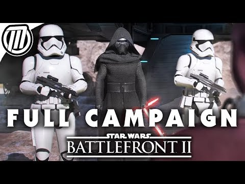 Star Wars Battlefront 2: FULL GAME CAMPAIGN | Gameplay Walkthrough
