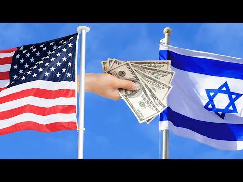 Bizarre Sad Reason Behind Call To End US Aid To Israel