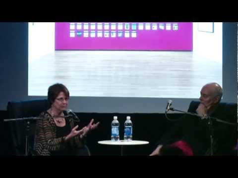 Ian Wallace and Christine Poggi in Conversation at the Vancouver Art Gallery