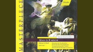 Mass in B Minor, BWV 232: Osanna in excelsis (Chorus)