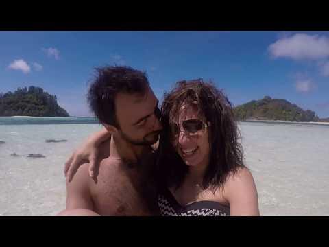 Overwerk - Daybreak - GoPro - Honeymoon Seychelles