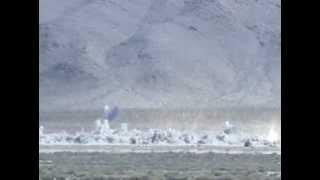 CBU-87/B Combined Effects Munition (CEM) Live Fire