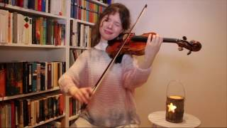 Mark Lowry / Buddy Greene - Mary, Did You Know (violin cover)