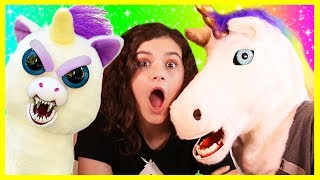 We count down the 10 STRANGEST UNICORN Products on Amazon! Watch 10...
