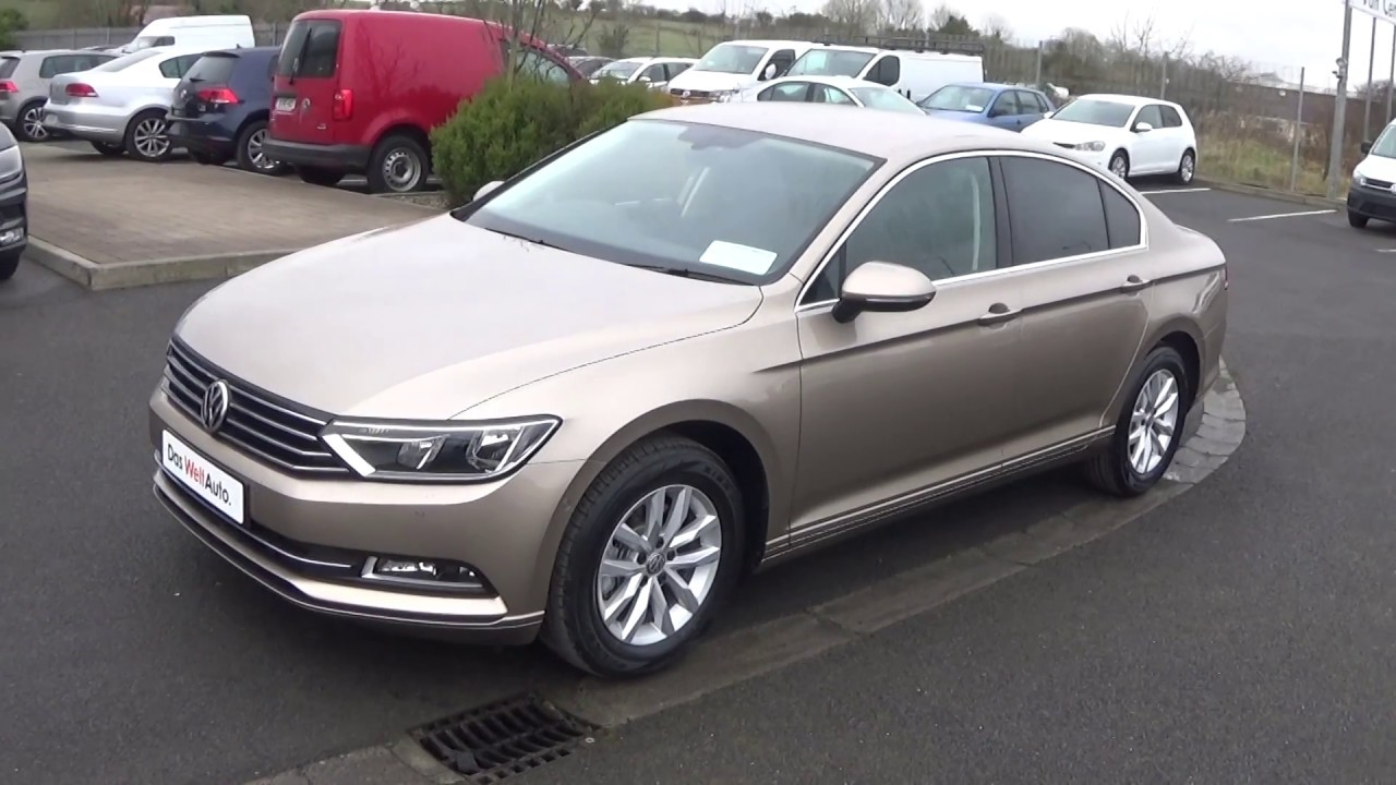 cmg vw ballina 2017 vw passat 1 6tdi comfortline 120bhp. Black Bedroom Furniture Sets. Home Design Ideas