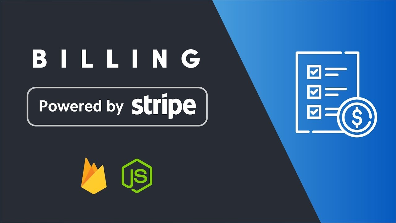 Stripe Billing - Get Paid for your SaaS