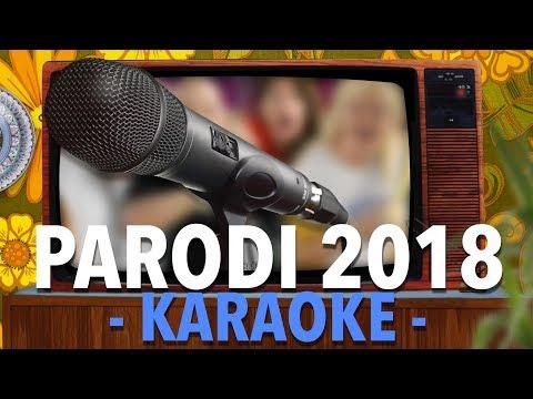 KARAOKE - Melodifestivalen 2018 PARODI - Andra chansen