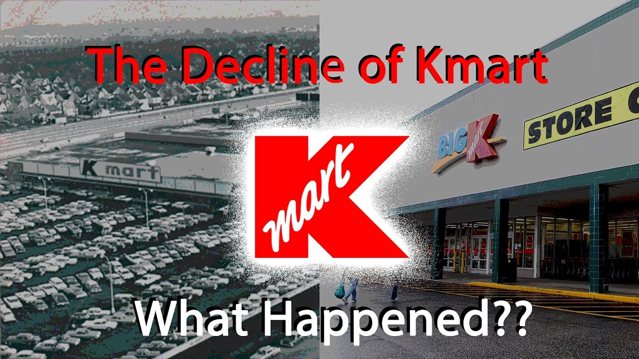 the history of kmart