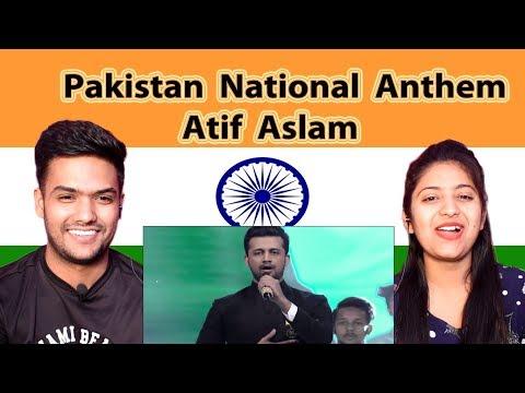 indian-reaction-on-pakistan-national-anthem-|-atif-aslam-|-swaggy-d