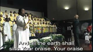 """Jehovah We Praise You"" FBCG Combined Mass Choir"