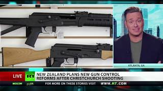 Gun laws won't stop armed white nationalists