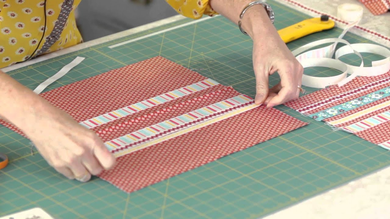 How to Make a Quick Ribbon Pillow
