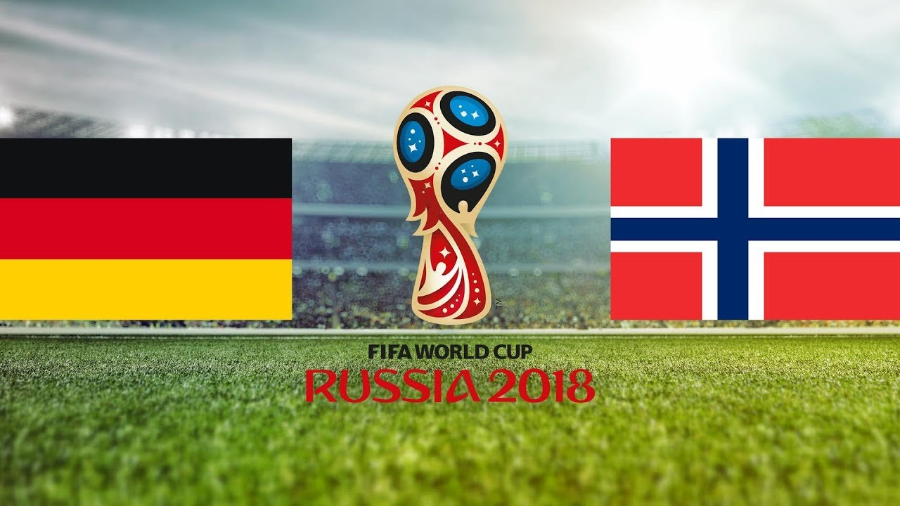 Norwegen Vs Deutschland