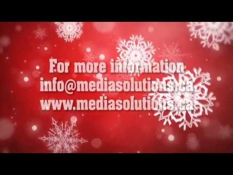 Media Solutions Recording Package Christmas Gift of Music