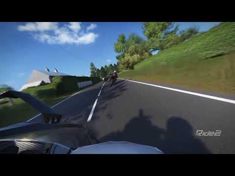 Ride 2 - Kawasaki H2R Isle of Man (Brutal)