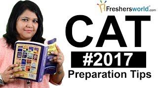 cat 2017 common admission test eligibility exam preparation tips iim mba entrance exam