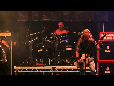 Desecration - Cunt Full Of Maggots - Bloodstock 2015