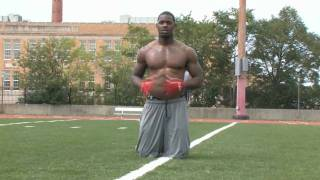 Conditioning Football Workout