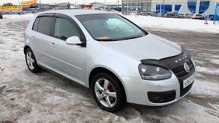 2008 Volkswagen Golf Mk5. Start Up, Engine, And In Depth Tour.