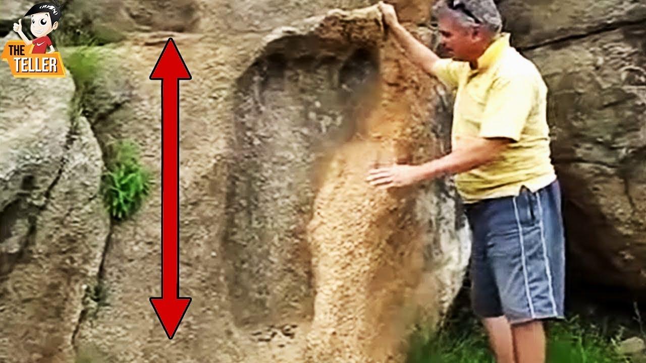 หลักฐานการค้นพบ เผ่าคนยักษ์ ของจริง (ใหญ่มาก!!)