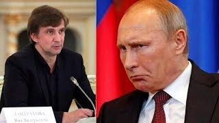 Кучер сделал замечание Путину