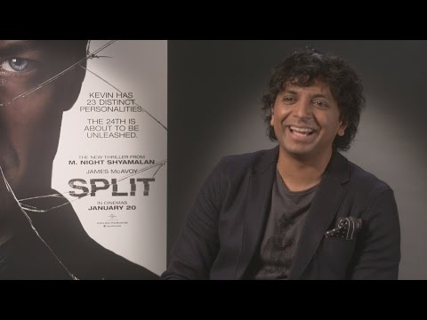 Split: M. Night Shyamalan talks surprise endings