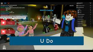 Roblox]auto rap battles with Green GamerYT and TheAmazingGamer eboi19
