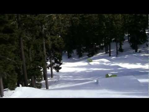 Bachelor Parks Feb. 14th 2013 Atomic Alibi Ski Test Featuring Lucky Chucky's & 4 Seasons Sunriver