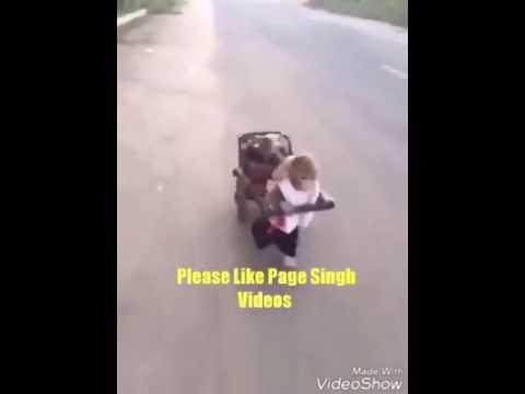 Main Tujhko Bhaga Laya Hoon tere baap ke  Ghar Se tere baap ke dar se